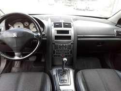 Peugeot 407 2.0 HDI Exejutive Tiptronic 2007 AUTOMATICO