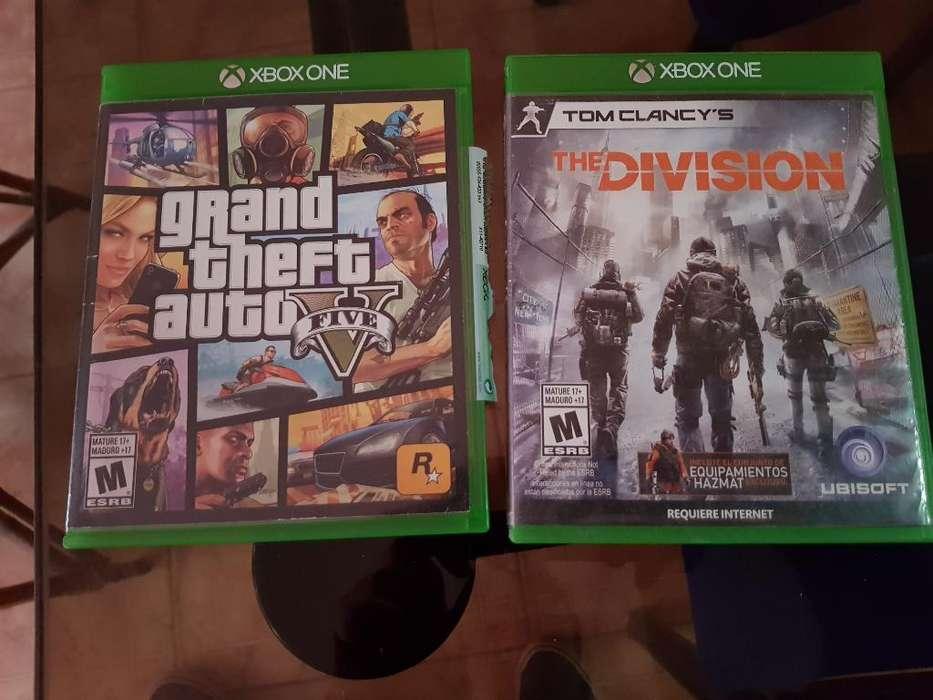 Permuto Xbox One Gta V Y The Division