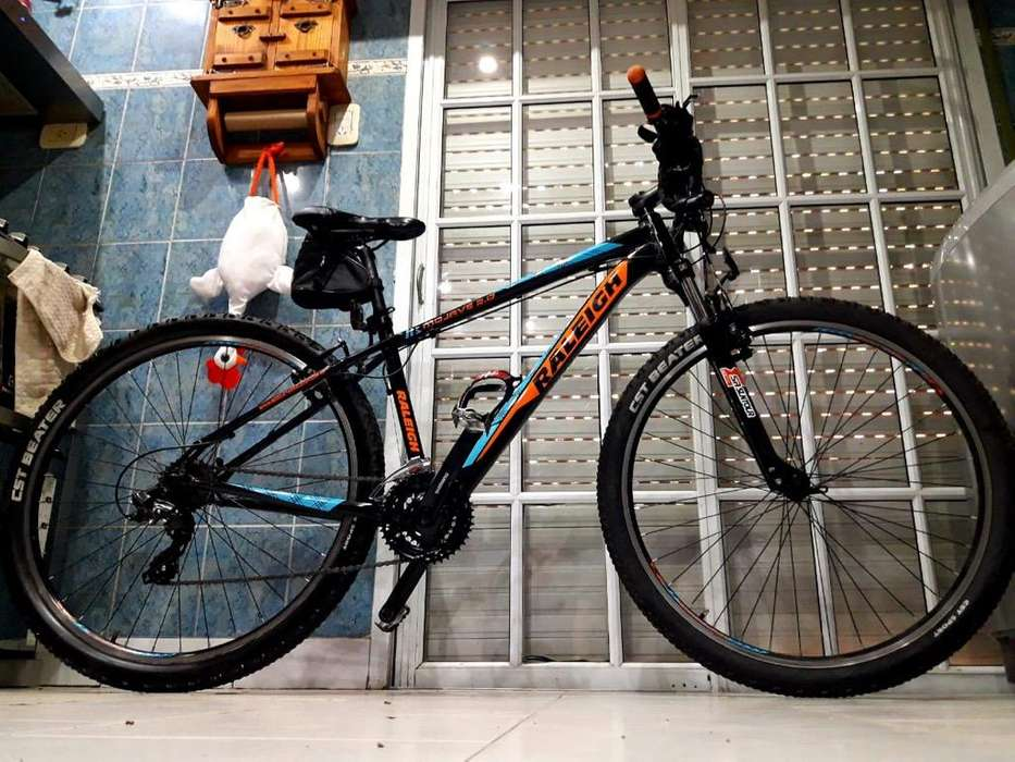 Bicicleta Mountain Bike R 29 Raleigh