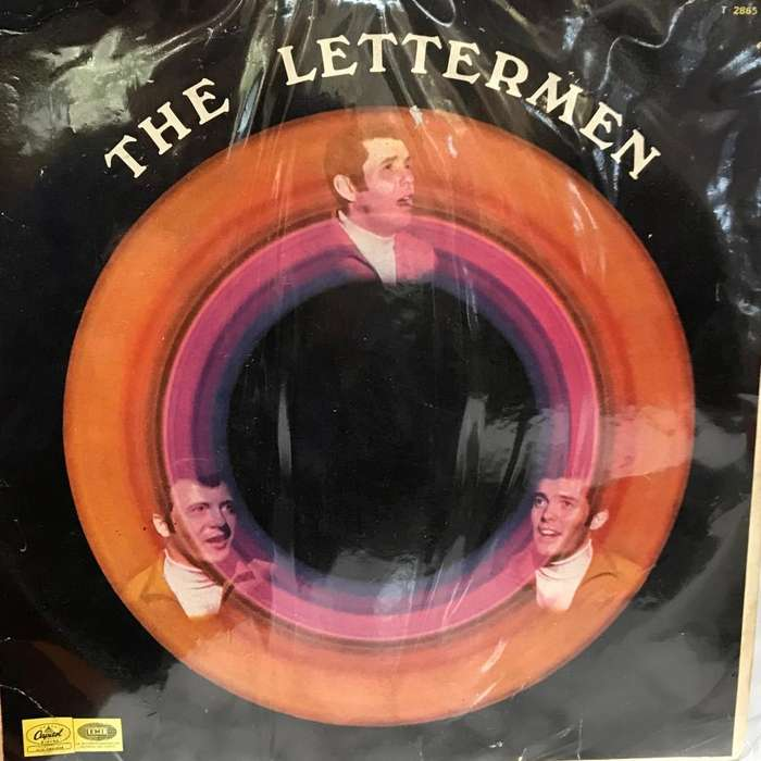 LP de The Lettermen año 1968