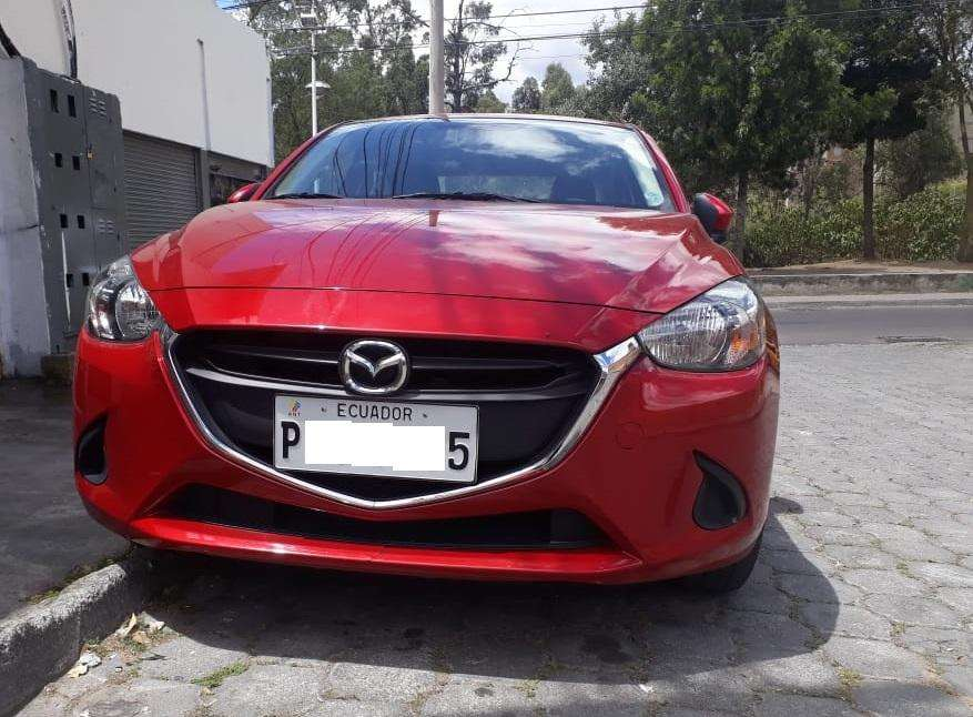 <strong>mazda</strong> 2 2018 - 10500 km