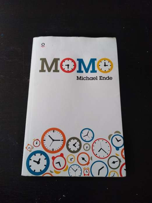 Libro Momo - Michael Ende