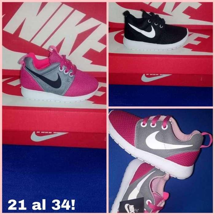 Nike Niño. nike Niño Del 21 Al 34.