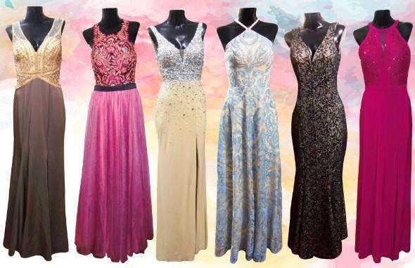 Alquiler Vestidos de fiesta Importados