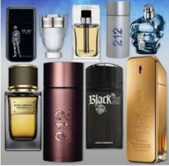 Perfumes Importados Garantizados