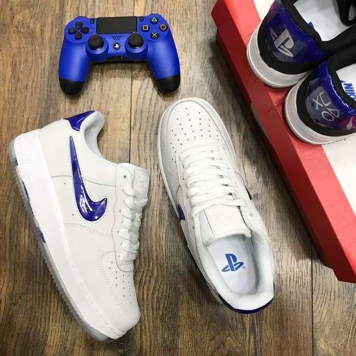 Nike Af1 Play para Caballero Y Dama @4