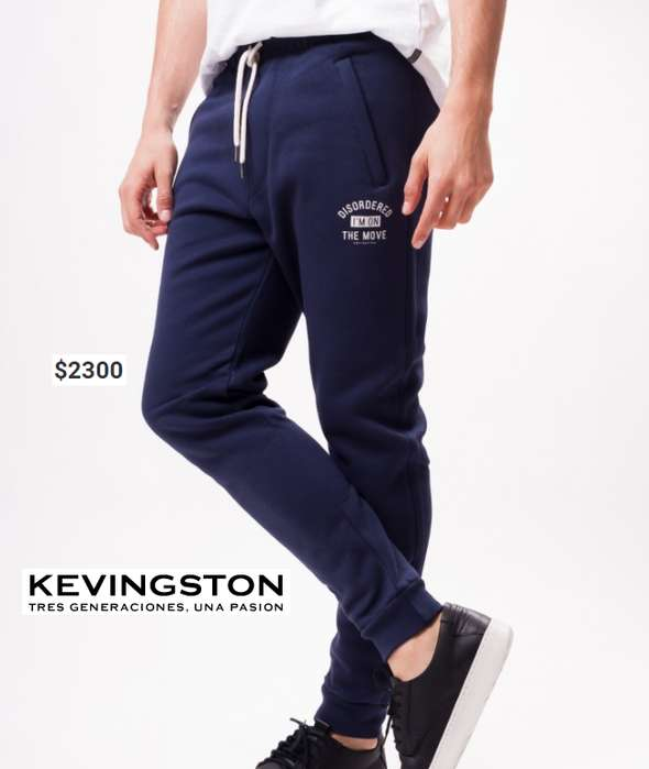 KEVINGSTON HOMBRES / JOGGING NEW STORMER