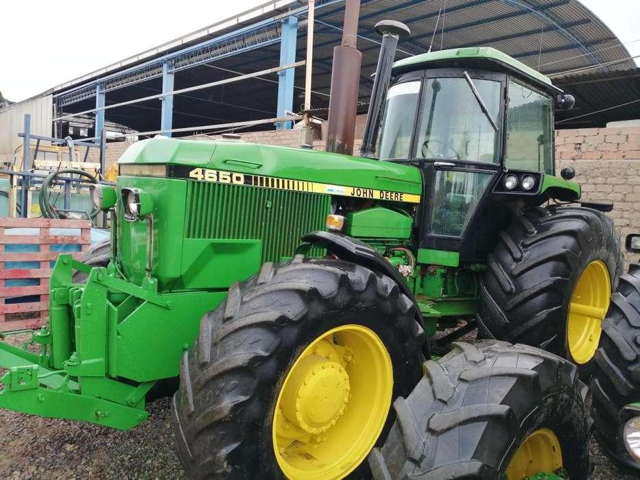 TRACTORES AGRICOLAS JOHN DEERE 4650/190 Hp y 4955/230 Hp Recién Importados de Europa