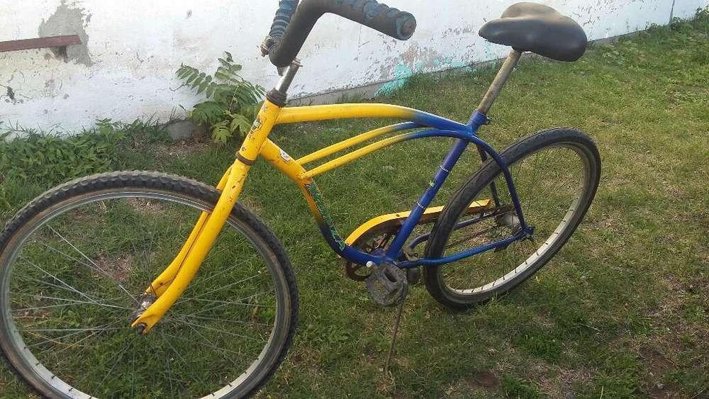 Bici Playera Rod 26. 2200.