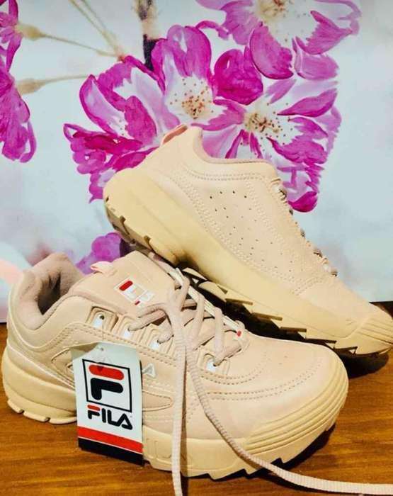 Zapatillas Fila Importadas