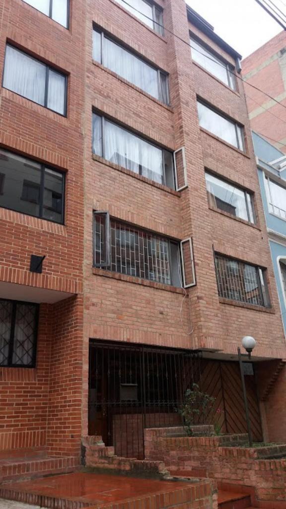 Apartamento En Arriendo En Bogota Chapinero Cod. ABAAV2423