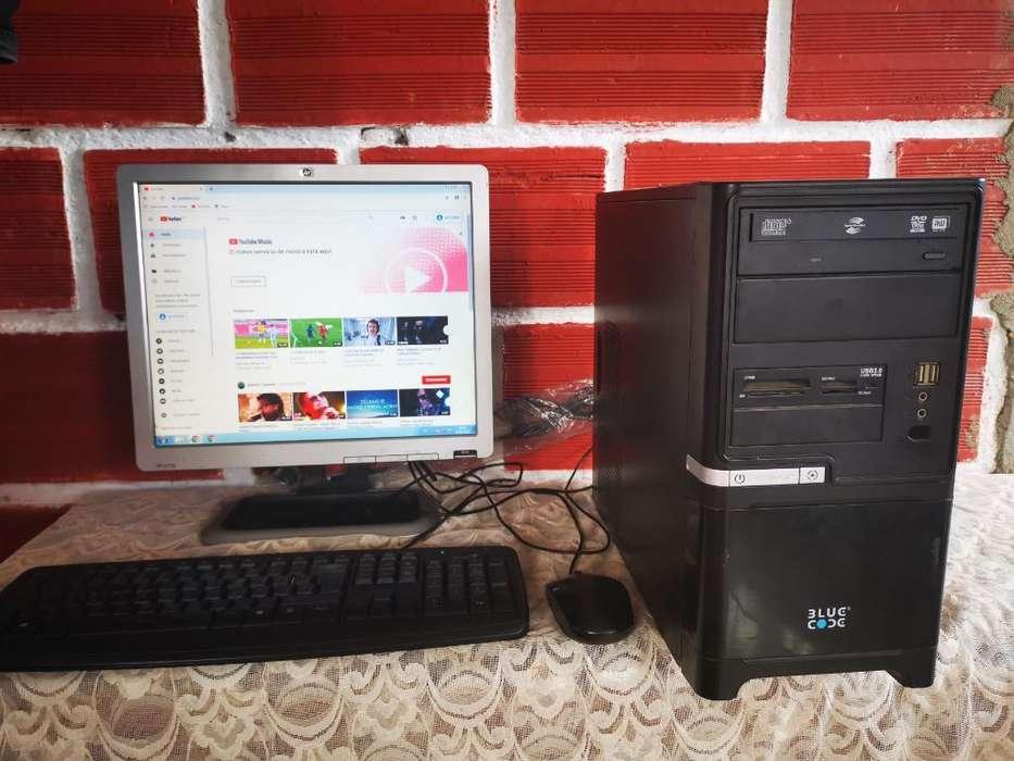 Computador de Mesa Procesador Dualcore X