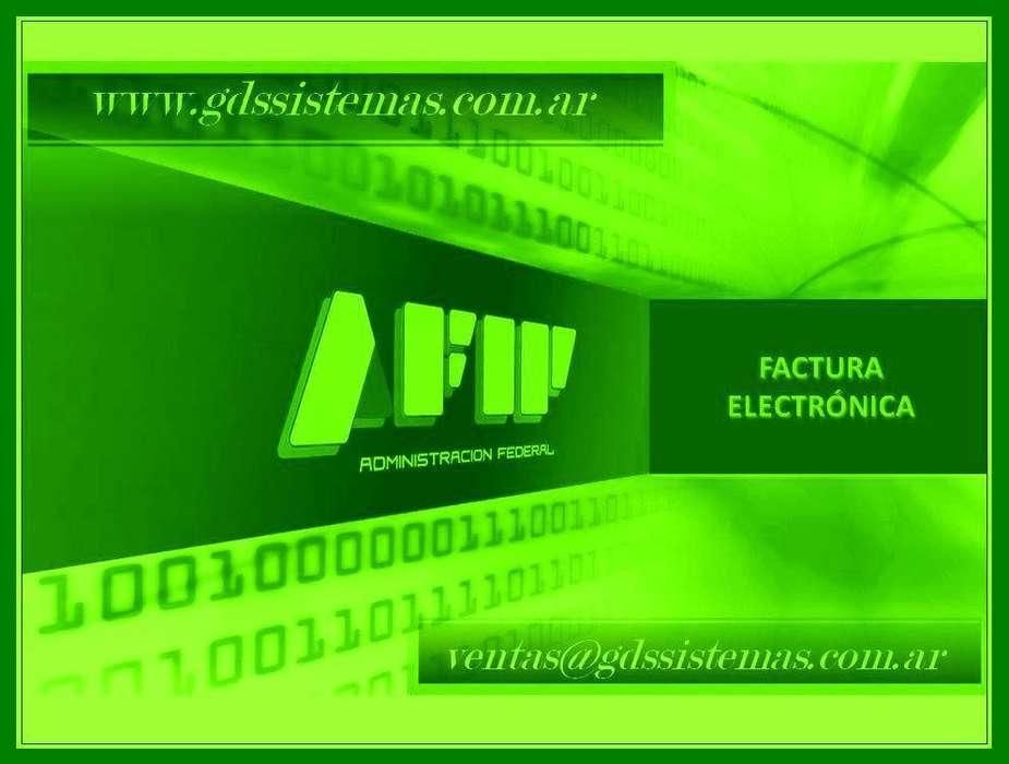 _///_ Factura Electrónica -:- GDS Sistemas _/////_