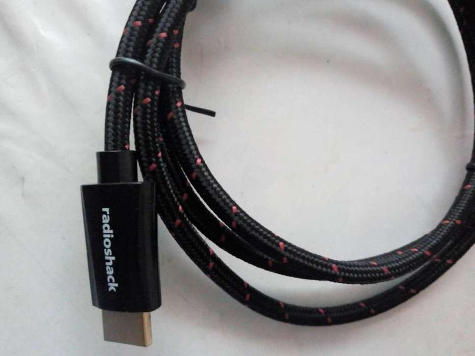 Cable High Speed HDMI 4' with ethernet