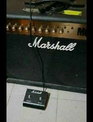 Amplificador Marshall Guitarra