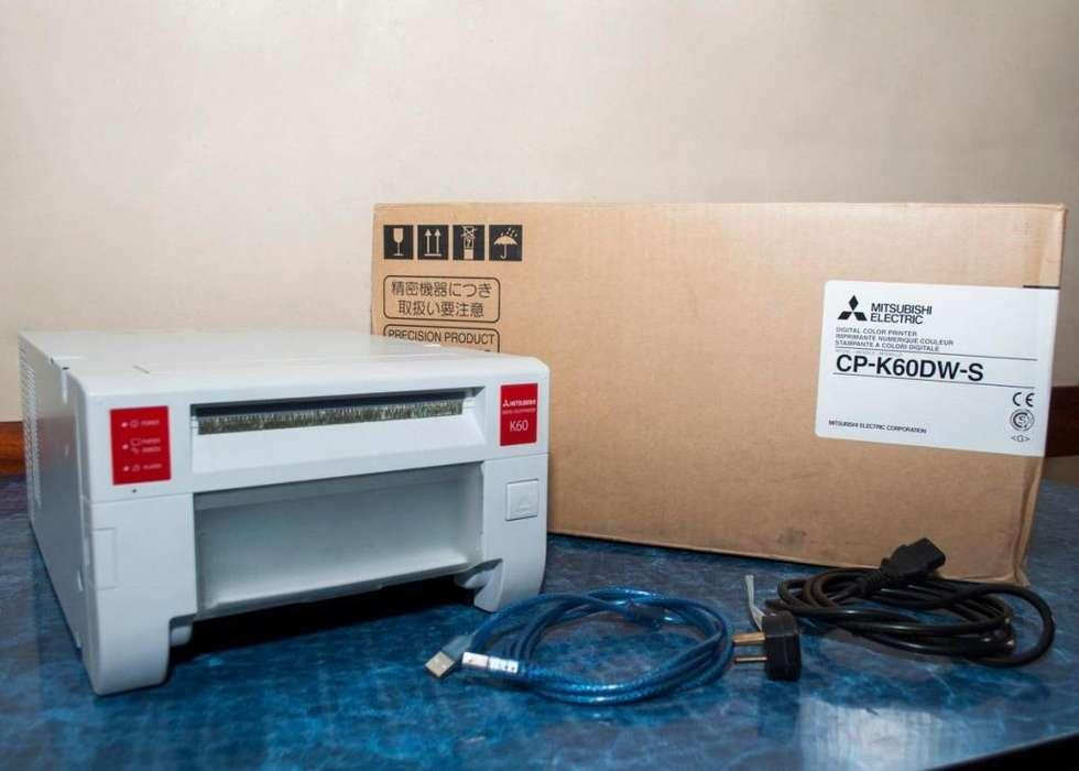 Impresora Mitsubishi K60