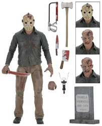 Figura Neca Ultimate Jason Voorhees Friday The 13th Final Chapter