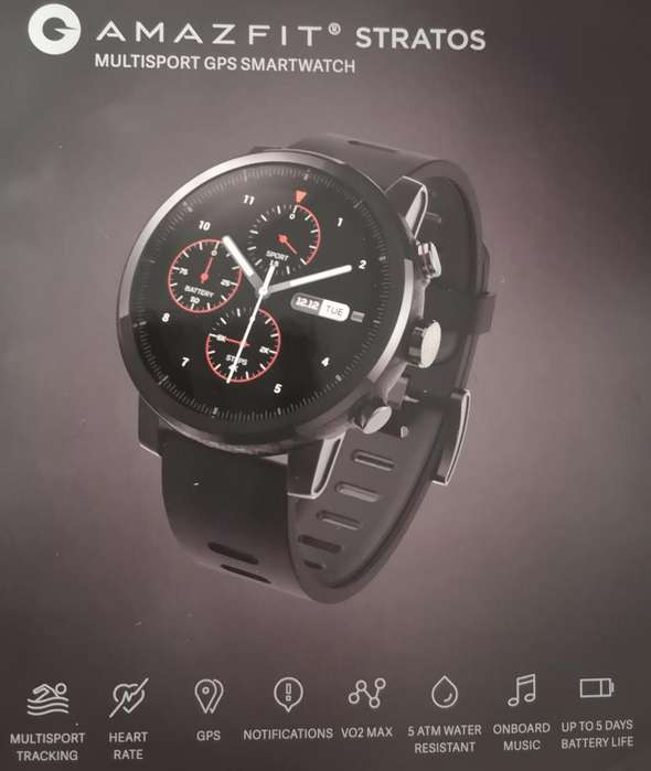 Smartwatch Nuevo Stratos