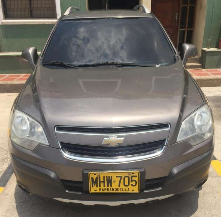 Chevrolet Captiva 2012 - 82000 km