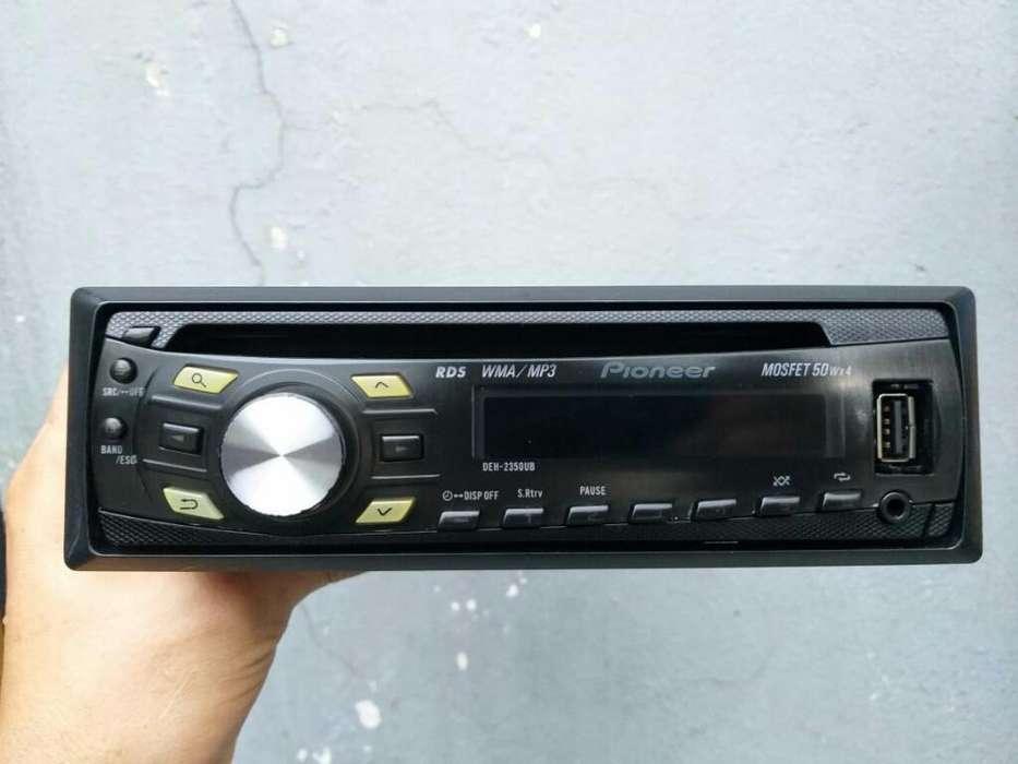 Radio Pioneer Usb