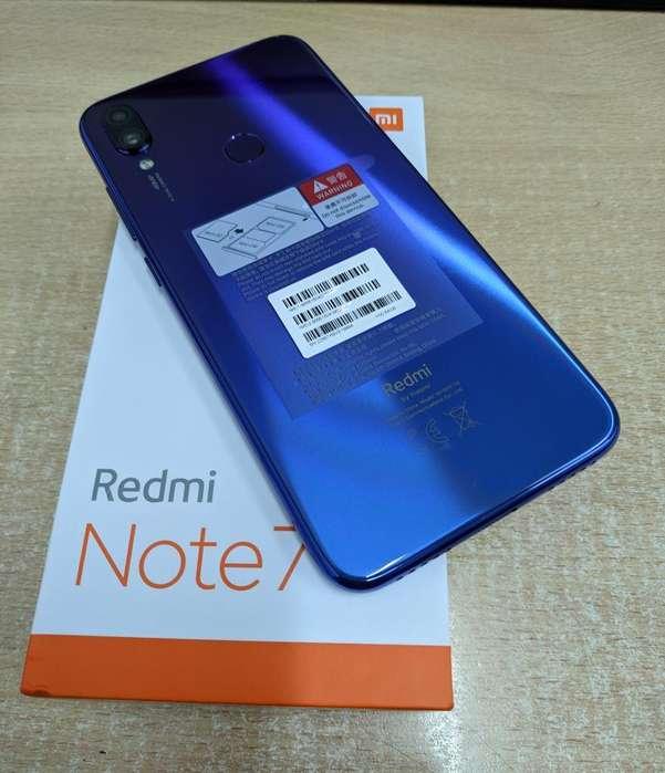Vendo-permuto Xiaomi Note 7 4/64gb