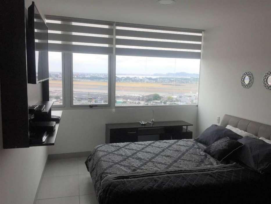 Suite en Venta Amoblada Norte <strong>ciudad</strong> del Sol Edificio Quo - Mariuxi Rugel