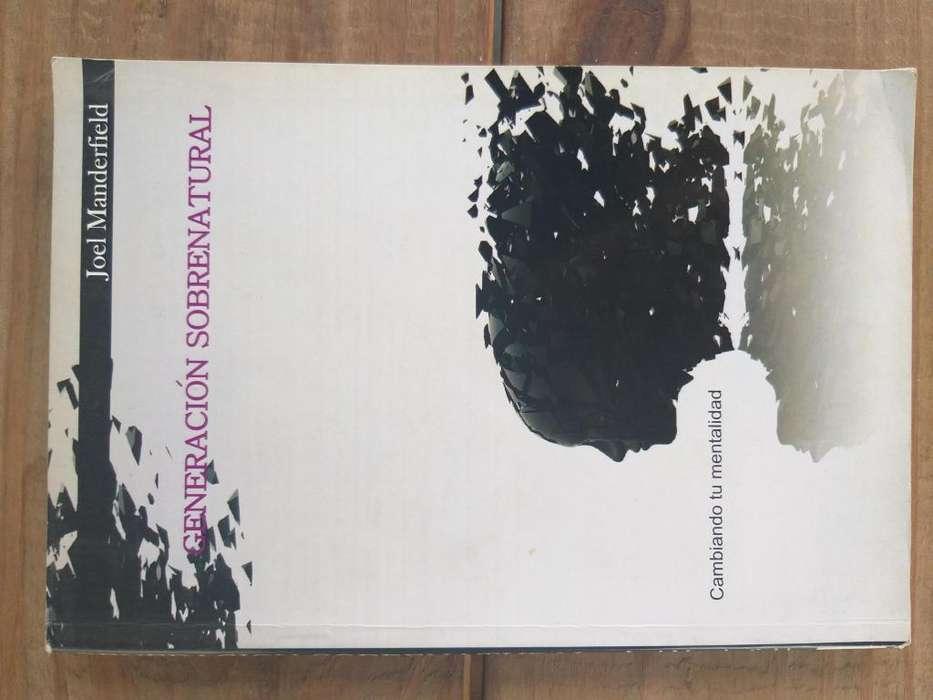 GENERACIÓN SOBRENATURAL - JOEL MANDERFIELD