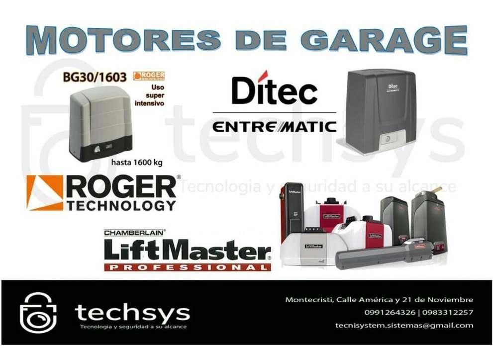 Motores de Garage