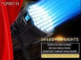 TACHO PAR LED BIG DIPPER LPC007
