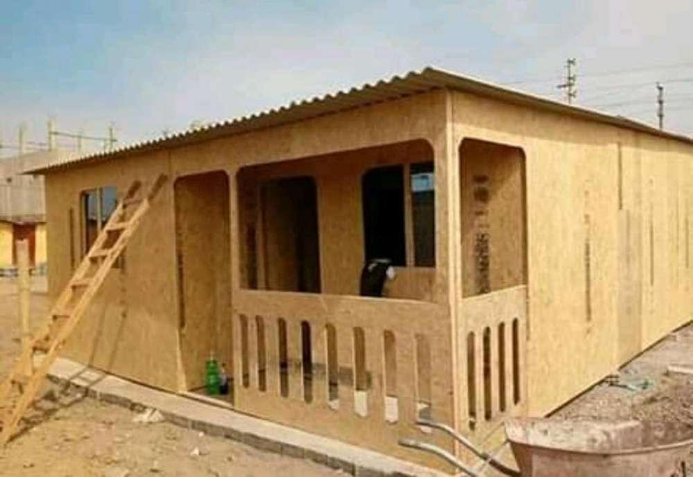 Venta de Casas Prefabricadas Y Madera