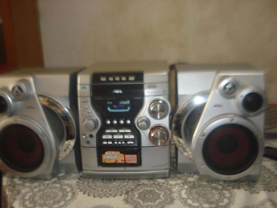 Minicomponente Aiwa Cx Jn3 Excelente Sonido No Envio