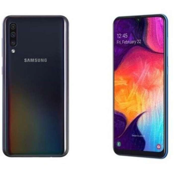 Celular Samsung A50 Seminuevo