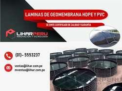 LAMINAS DE GEOMEMBRANA EN HDPE, BIODIGESTORES EN HDPE , PISCIGRANJAS , THF, POLILOCK, SOLDADURA , CEL:936992370