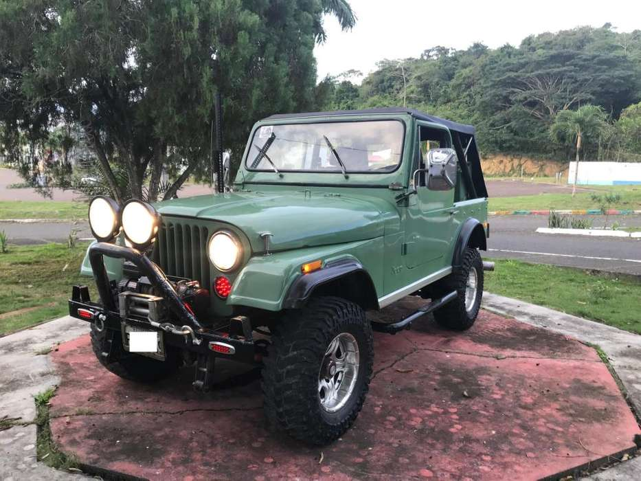 JEEP CJ 1977 - 444000 km