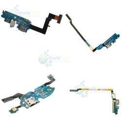 Flex Pin De Carga Y Microfono Samsung Galaxy S2 S4 S4 Mini