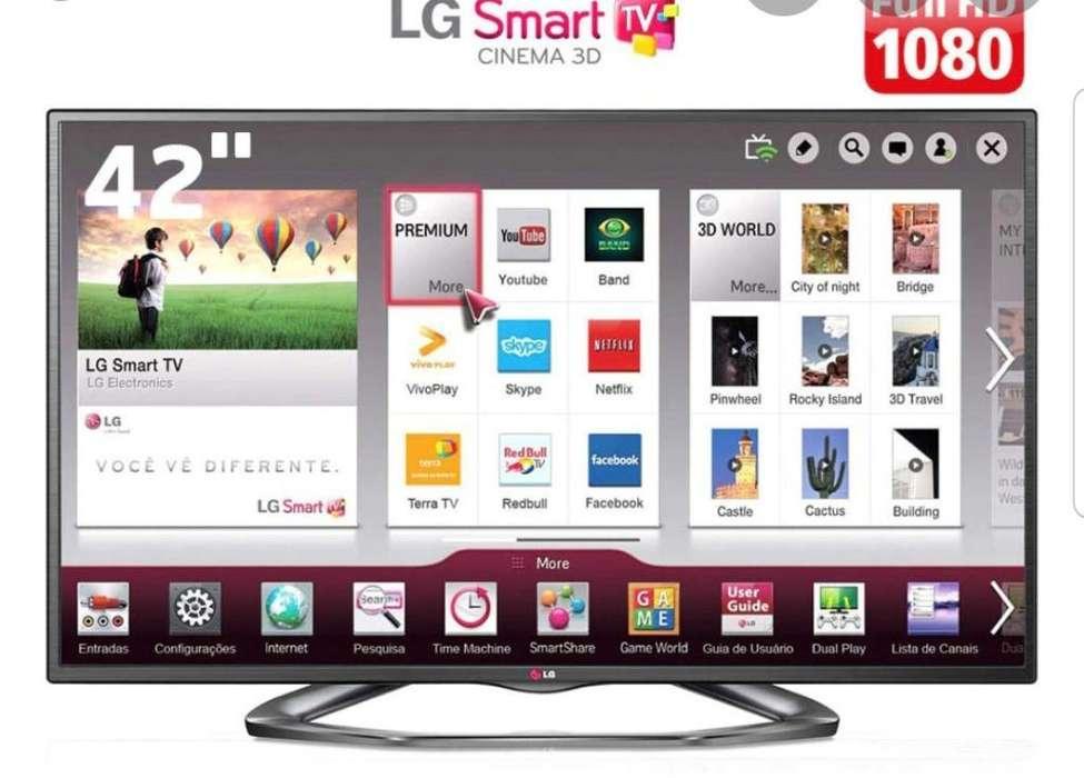 Tv Lg Smart 42 Pulgadas