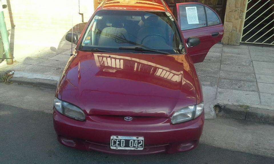 Hyundai Accent 1998 - 160000 km