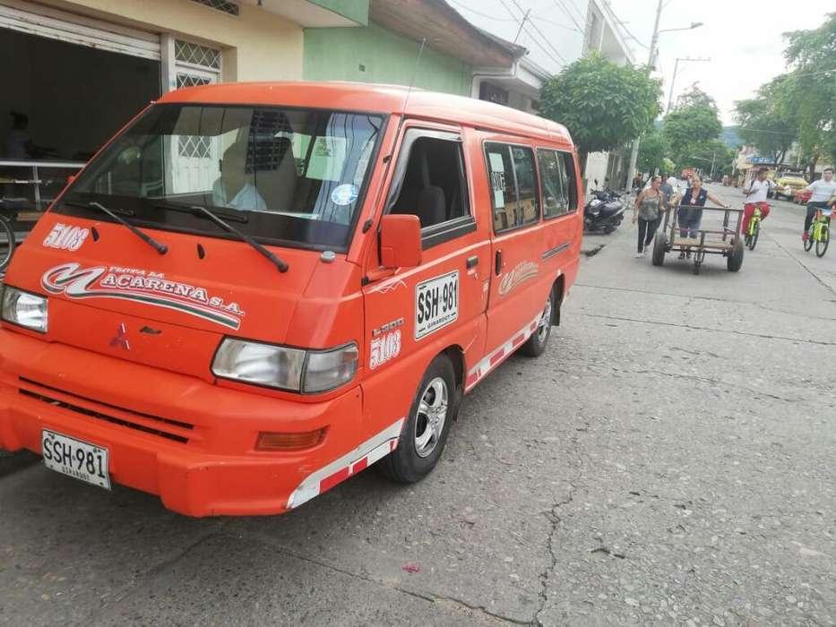 Vendo O Permuto Buseta Mitsubishi L300