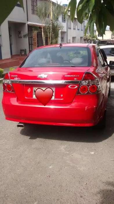 Chevrolet Aveo 2008 - 114003 km