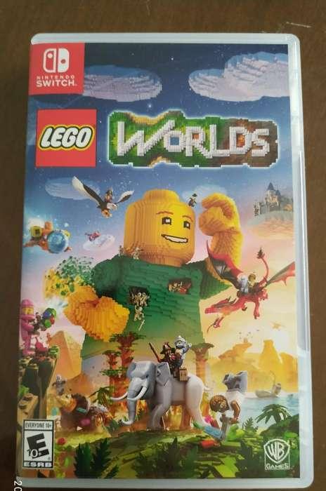 Lego Worlds Nintendo Switch Usado
