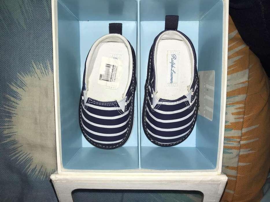 Zapatos Bebé Ralph Lauren