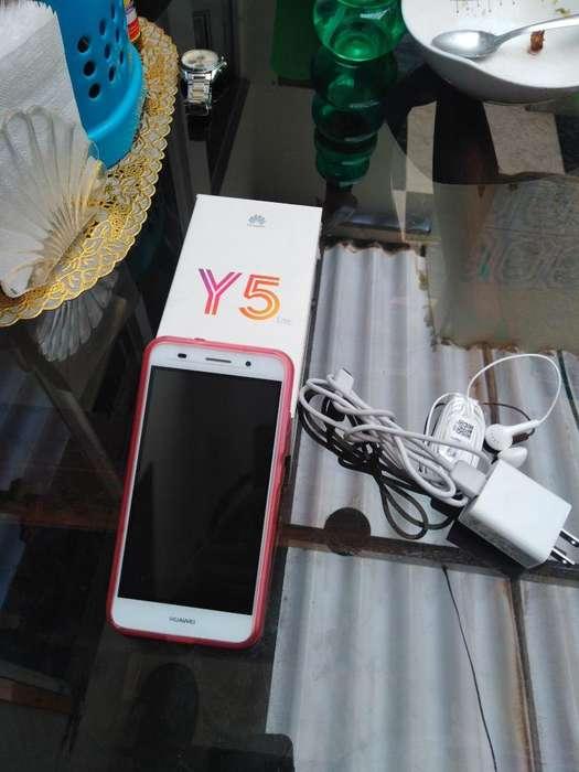 Celular Huawei Muy Bueno Único Dueño