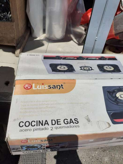 Cocina de Gas Dos Ornillas Luissant