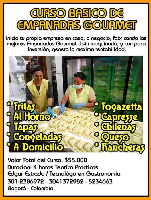Curso de Fabricación de Empanadas
