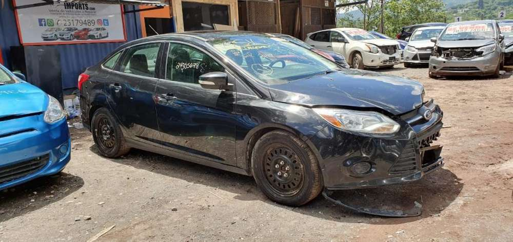 Ford Focus 2014 - 140505 km