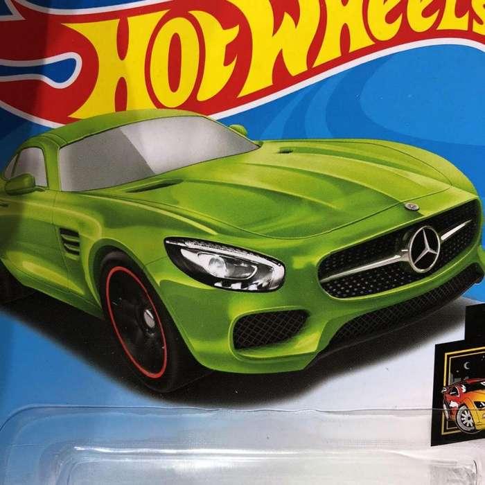 Hot Wheels Mercedes Benz AMG / 0992786809