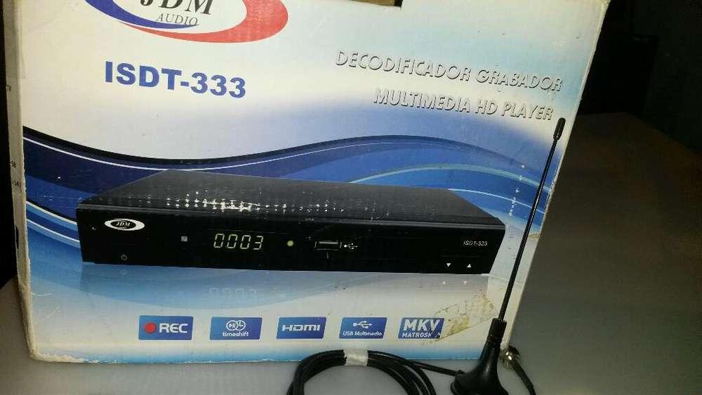 Decodificador Tv Digital Abierta