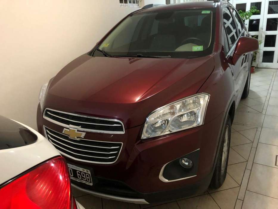 Chevrolet Tracker 2016 - 56000 km