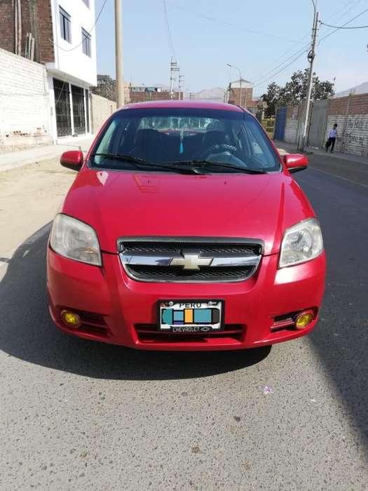 Chevrolet Aveo 2011 - 85300 km