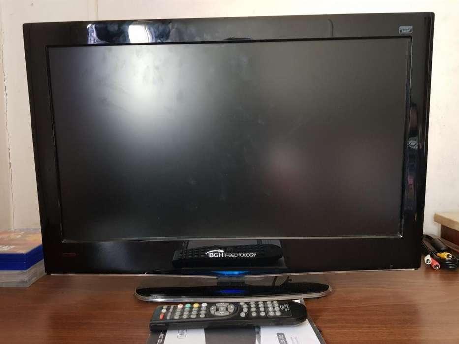 Vendo Tv Lcd Bgh 24 Pulgadas